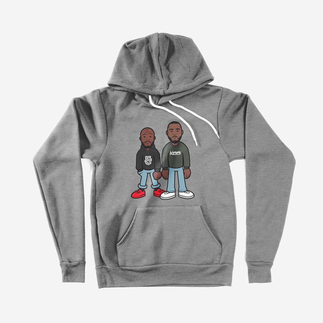 Dex & Chris Hoodie copy
